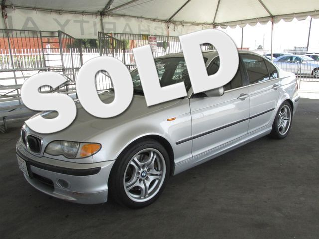 2002 BMW 330i Please call or e-mail to check availability All of our vehicles are available for