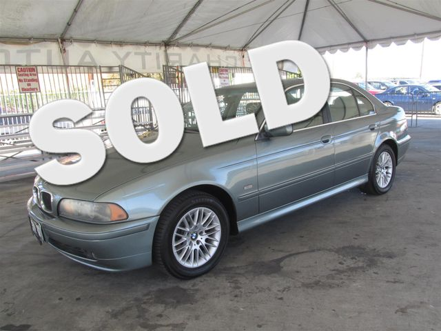 2002 BMW 530i 530iA Please call or e-mail to check availability All of our vehicles are availab