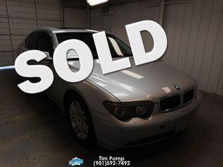 2002 BMW 745i NAVIGATION POWER GLASS SUNROOF   Memphis, Tennessee   Tim Pomp - The Auto Broker in  Tennessee