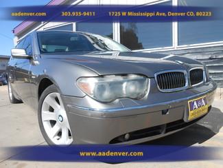 2002 BMW 745Li  | Denver, CO | AA Automotive of Denver in Denver, Littleton, Englewood, Aurora, Lakewood, Morrison, Brighton, Fort Lupton, Longmont, Montbello, Commerece City CO