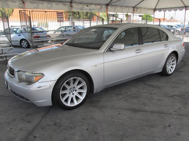 2002 BMW 745Li Please call or e-mail to check availability All of our vehicles are available fo