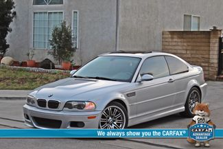 2002 BMW M Models M3 COUPE NAVIGATION XENON ALLOY WHEELS SERVICE RECORDS! Woodland Hills, CA