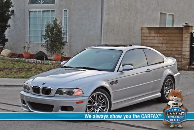 2002 BMW M Models M3 COUPE NAVIGATION XENON ALLOY WHEELS SERVICE RECORDS! Woodland Hills, CA 0