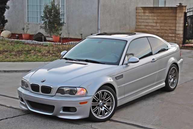 2002 BMW M Models M3 COUPE NAVIGATION XENON ALLOY WHEELS SERVICE RECORDS! Woodland Hills, CA 12