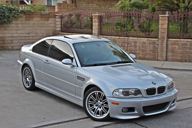 2002 BMW M Models M3 COUPE NAVIGATION XENON ALLOY WHEELS SERVICE RECORDS! Woodland Hills, CA 9