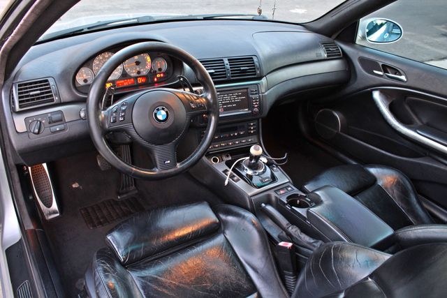 2002 BMW M Models M3 COUPE NAVIGATION XENON ALLOY WHEELS SERVICE RECORDS! Woodland Hills, CA 13