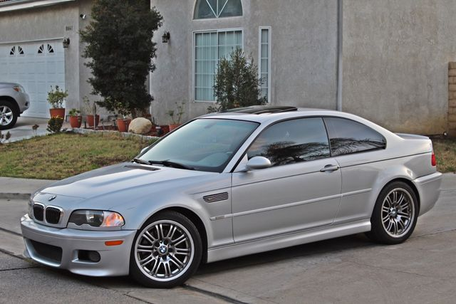 2002 BMW M Models M3 COUPE NAVIGATION XENON ALLOY WHEELS SERVICE RECORDS! Woodland Hills, CA 1
