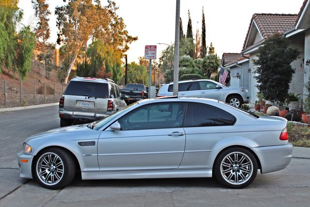 2002 BMW M Models M3 COUPE NAVIGATION XENON ALLOY WHEELS SERVICE RECORDS! Woodland Hills, CA 3