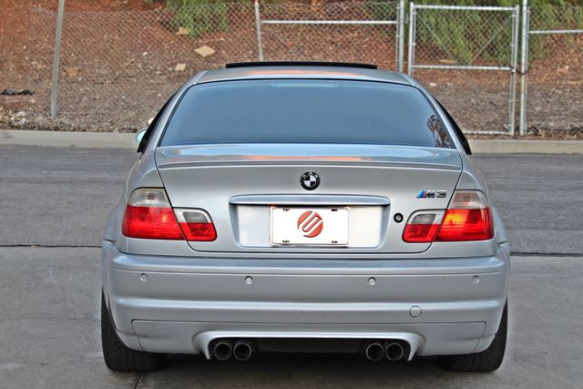 2002 BMW M Models M3 COUPE NAVIGATION XENON ALLOY WHEELS SERVICE RECORDS! Woodland Hills, CA 5