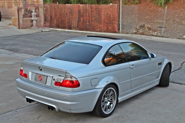 2002 BMW M Models M3 COUPE NAVIGATION XENON ALLOY WHEELS SERVICE RECORDS! Woodland Hills, CA 6