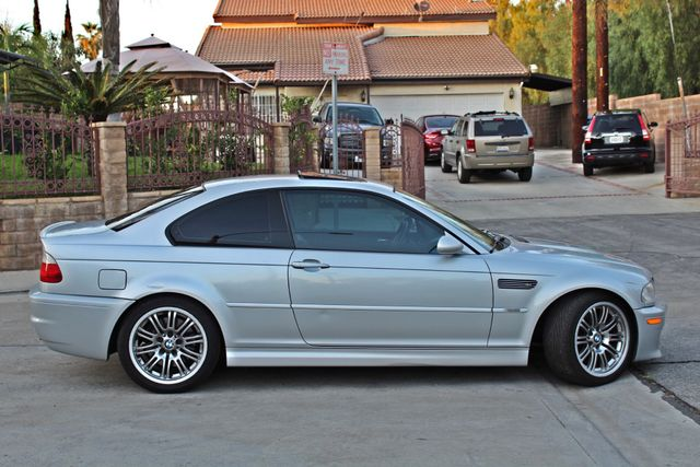 2002 BMW M Models M3 COUPE NAVIGATION XENON ALLOY WHEELS SERVICE RECORDS! Woodland Hills, CA 7