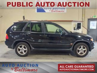 2002 BMW X5 3.0i  | JOPPA, MD | Auto Auction of Baltimore  in Joppa MD