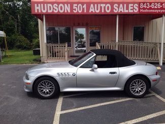 2002 BMW Z3 2.5i in Myrtle Beach South Carolina