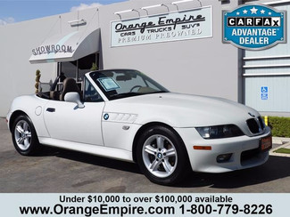 2002 BMW Z3 2.5i 2.5i Orange, CA