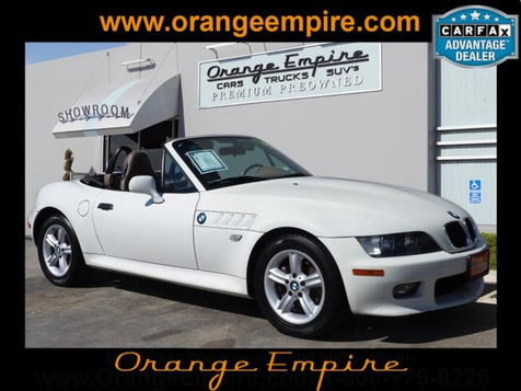 2002 BMW Z3 2.5i 2.5i in Orange, CA