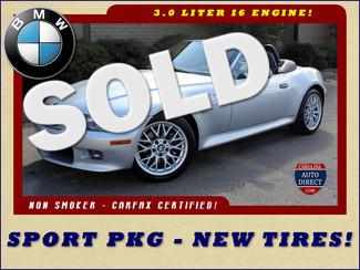 2002 BMW Z3 3.0i SPORT PKG - BRAND NEW TIRES! Mooresville , NC