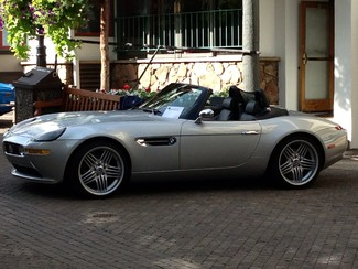 2002 BMW Z8-Series Houston, Texas