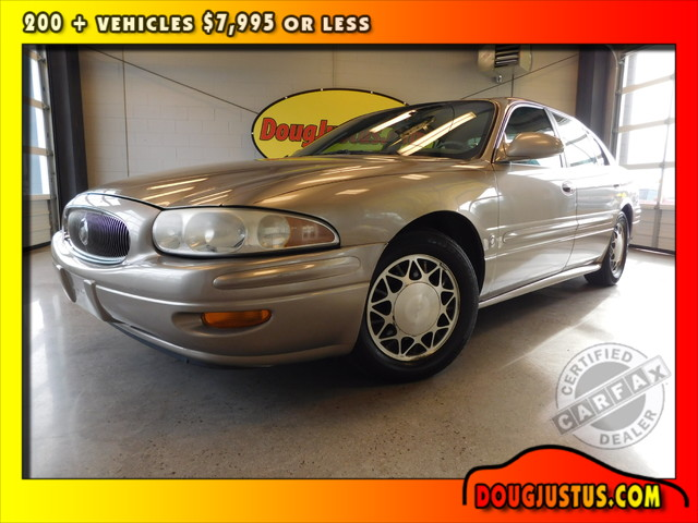 2002 Buick LeSabre Custom  city TN  Doug Justus Auto Center Inc  in Airport Motor Mile ( Metro Knoxville ), TN