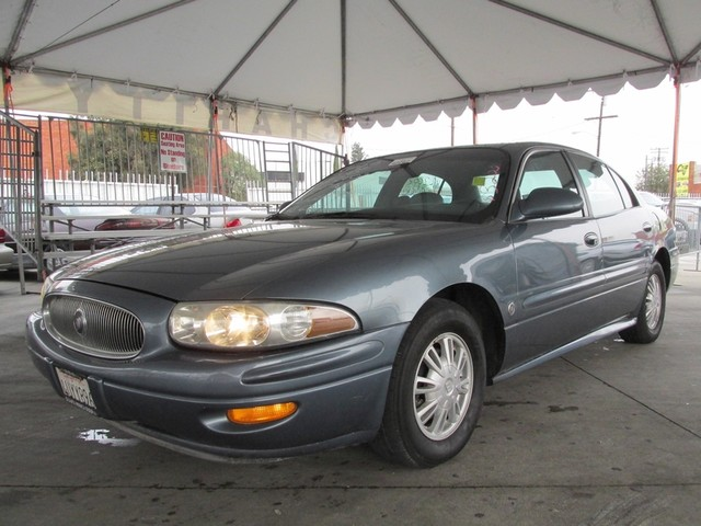2002 Buick LeSabre Custom This particular Vehicles true mileage is unknown TMU Please call or e