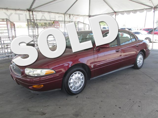 2002 Buick LeSabre Limited Please call or e-mail to check availability All of our vehicles are