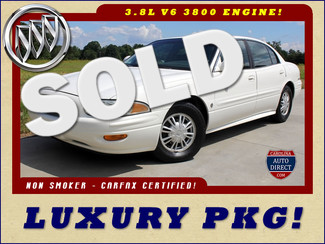 2002 Buick LeSabre Custom FWD - LUXURY PKG! Mooresville , NC
