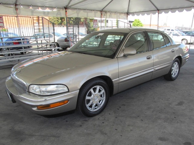 2002 Buick Park Avenue Please call or e-mail to check availability All of our vehicles are avail
