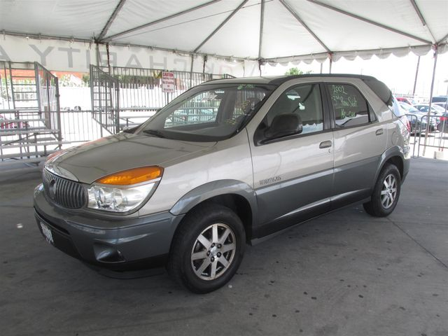 2002 Buick Rendezvous CX Please call or e-mail to check availability All of our vehicles are av