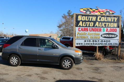2002 Buick Rendezvous CX in Harwood, MD