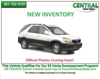 2002 Buick Rendezvous CX | Hot Springs, AR | Central Auto Sales in Hot Springs AR