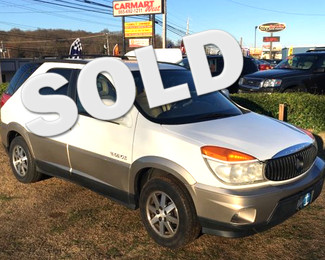 2002 Buick Rendezvous CXL Knoxville, Tennessee