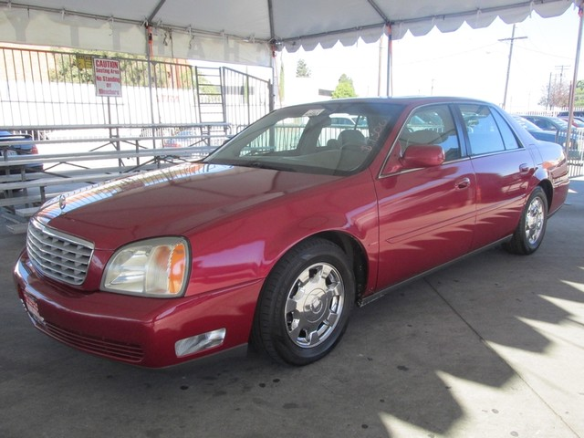 2002 Cadillac DeVille Please call or e-mail to check availability All of our vehicles are availa
