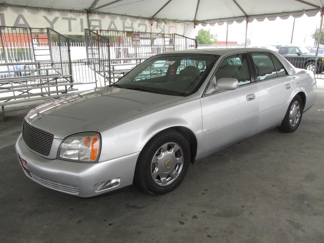 2002 Cadillac DeVille Please call or e-mail to check availability All of our vehicles are avail