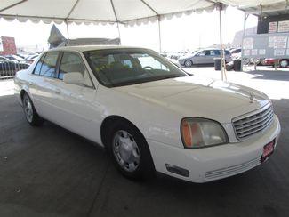 2002 Cadillac DeVille Gardena, California 3