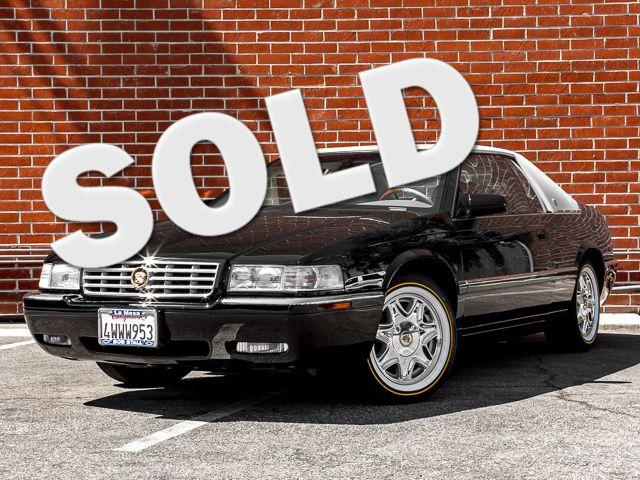 2002 Cadillac Eldorado ESC Burbank, CA 0