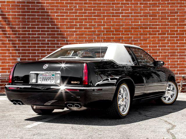 2002 Cadillac Eldorado ESC Burbank, CA 3