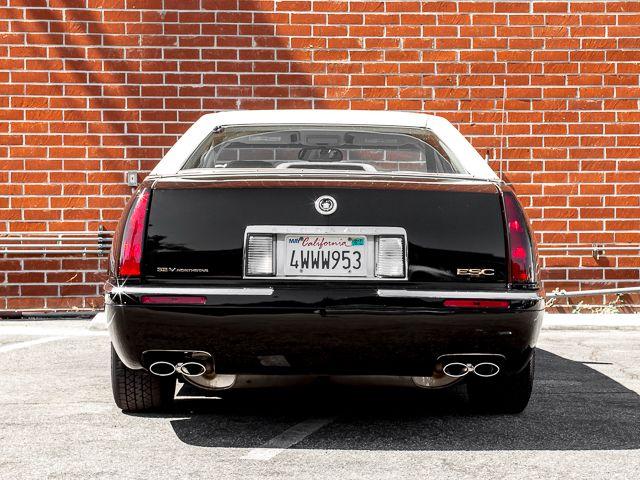 2002 Cadillac Eldorado ESC Burbank, CA 4