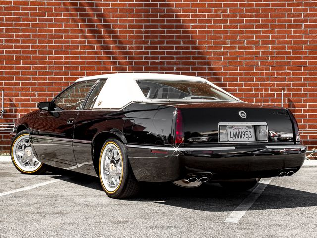 2002 Cadillac Eldorado ESC Burbank, CA 5