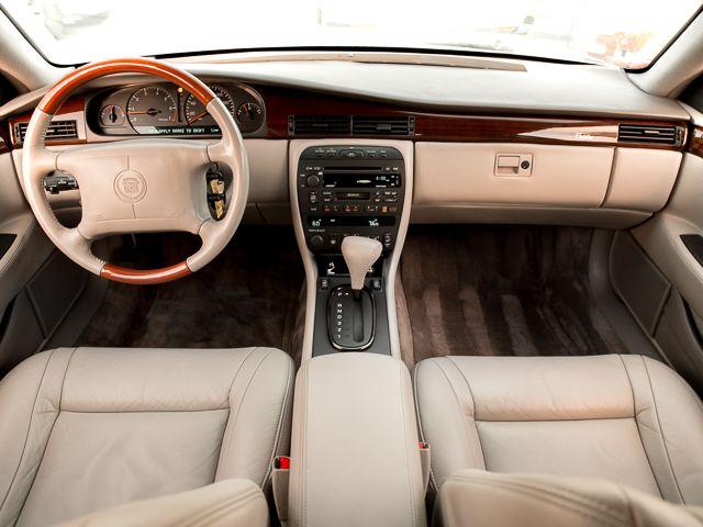 2002 Cadillac Eldorado ESC Burbank, CA 8