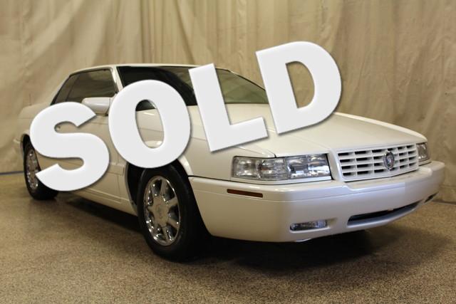 2002 Cadillac Eldorado Touring ETC Roscoe, Illinois 0