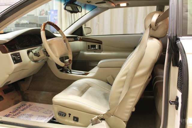 2002 Cadillac Eldorado Touring ETC Roscoe, Illinois 15