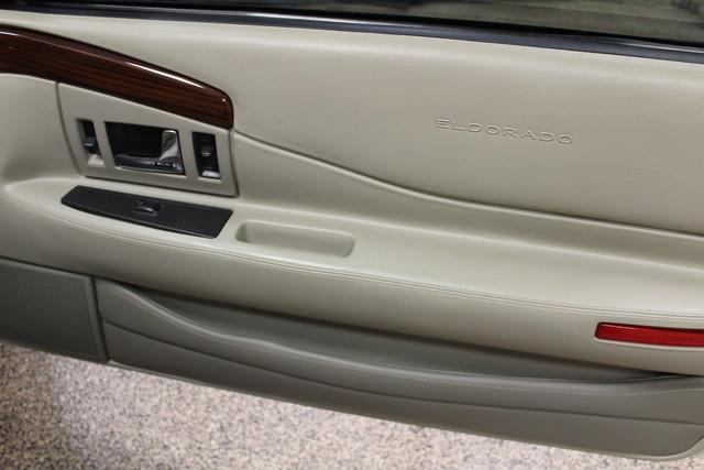 2002 Cadillac Eldorado Touring ETC Roscoe, Illinois 25