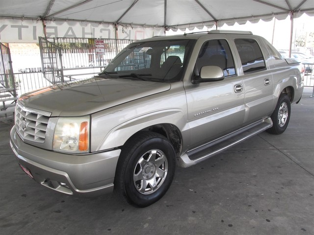 2002 Cadillac Escalade EXT This particular Vehicles true mileage is unknown TMU Please call or