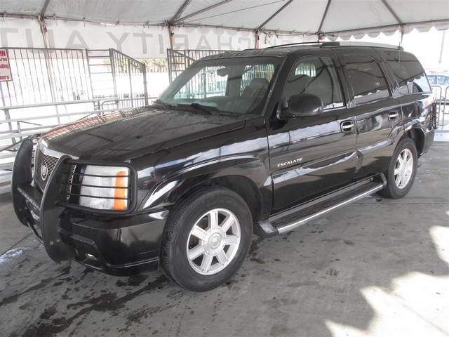 2002 Cadillac Escalade Please call or e-mail to check availability All of our vehicles are avai