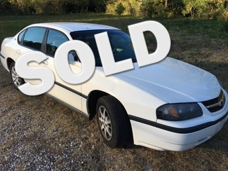 2002 Chevrolet-2 Owner Car!! Impala-BUY HERE PAY HERE!! Base-CARMARTSOUTH.COM Knoxville, Tennessee