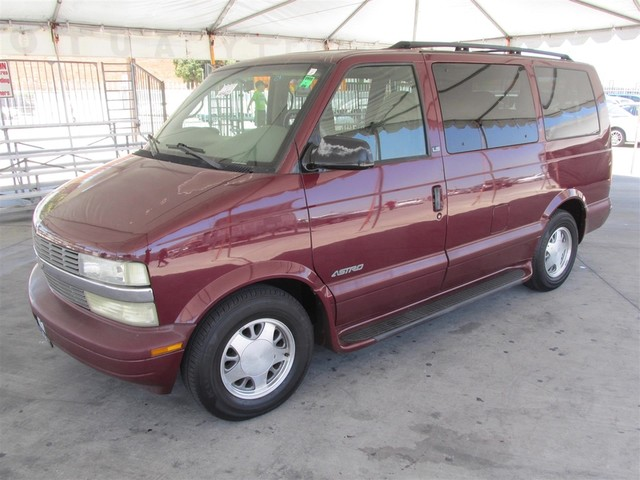 2002 Chevrolet Astro Passenger This particular Vehicle comes with 3rd Row Seat Please call or e-m