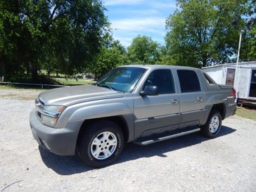 2002 Chevrolet Avalanche  in