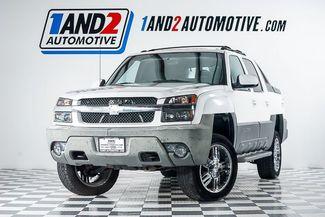 2002 Chevrolet Avalanche 1500 4WD in Dallas TX