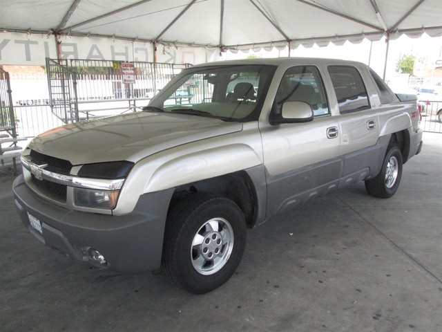 2002 Chevrolet Avalanche This particular Vehicles true mileage is unknown TMU Please call or e