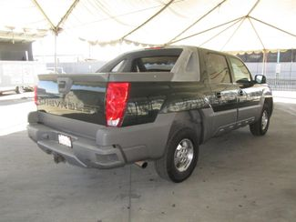 2002 Chevrolet Avalanche Gardena, California 2
