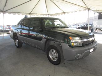 2002 Chevrolet Avalanche Gardena, California 3